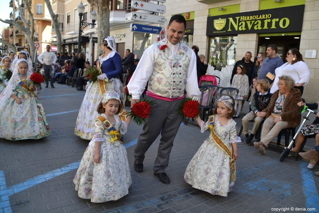 06 2019 Offering Fallas Denia - Falla Oeste