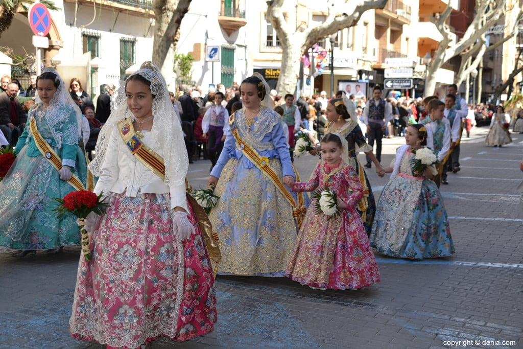 07 2019 Offering Fallas Denia - Falla Oeste