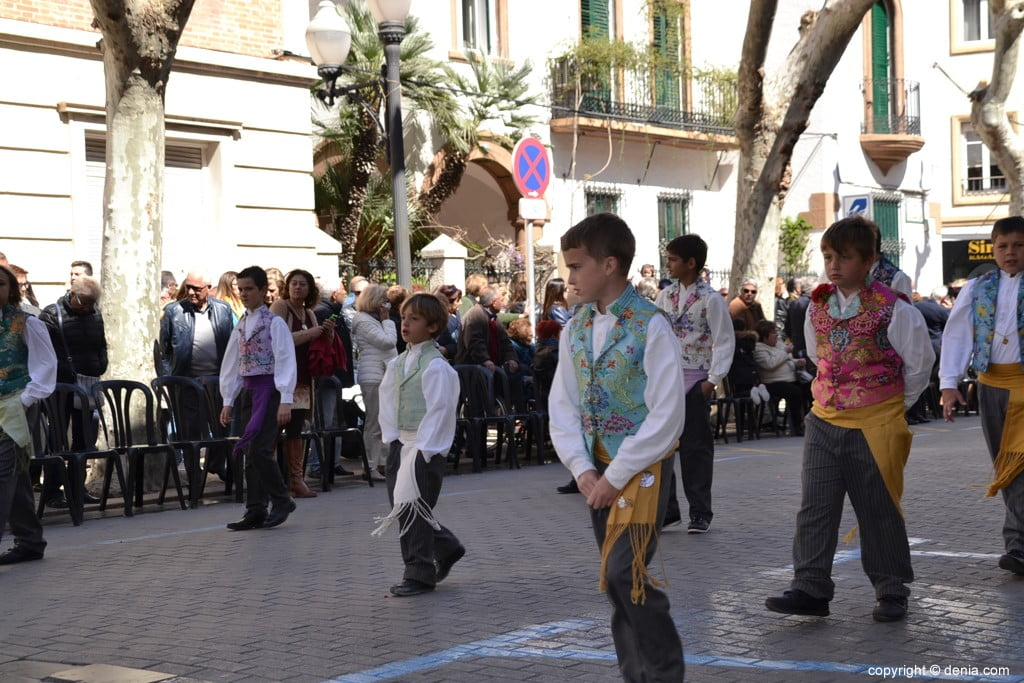 08 2019 Offering Fallas Denia - Falla Oeste