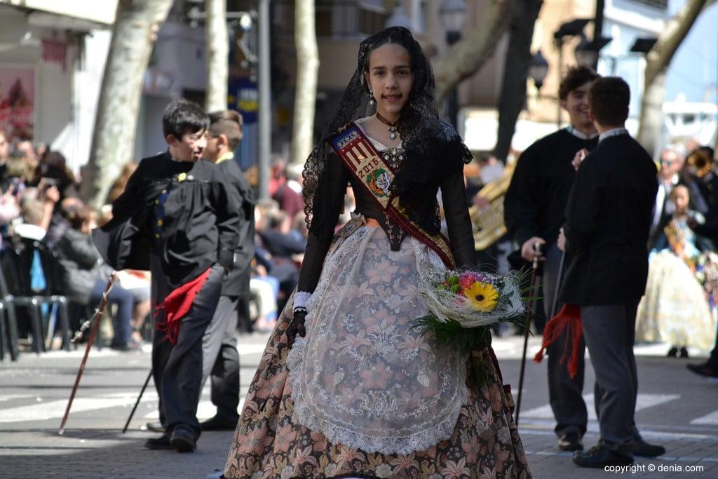 09 Offering Fallas Dénia 2019 - Falla Centro