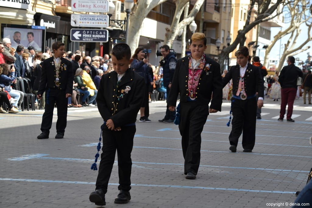 09 2019 Offering Fallas Denia - Falla Diana