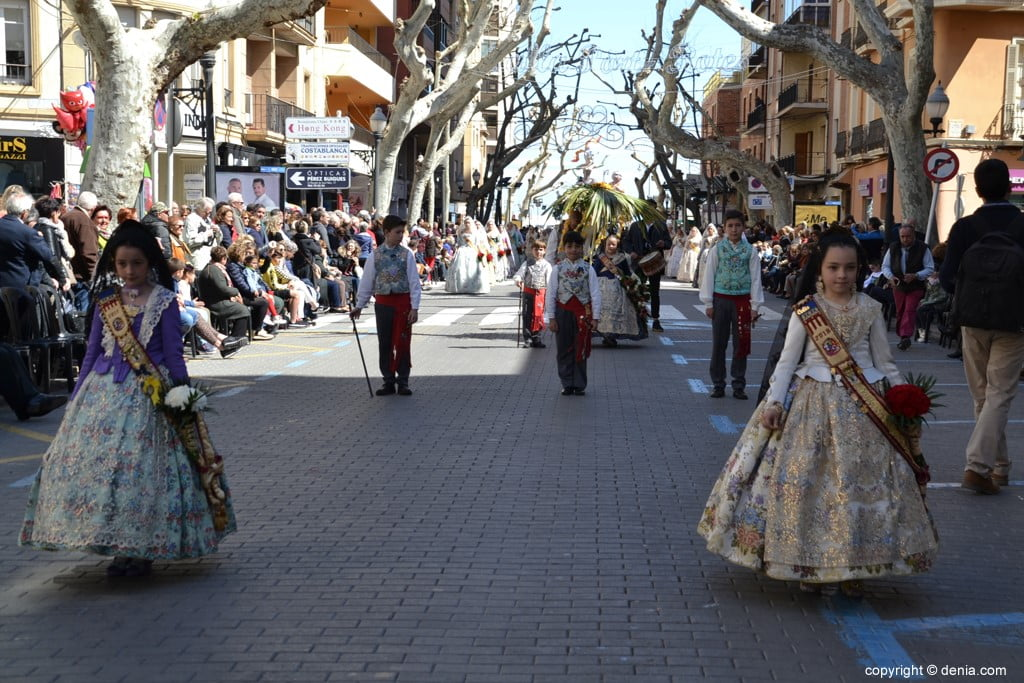 09 2019 Offering Fallas Denia - Falla Oeste