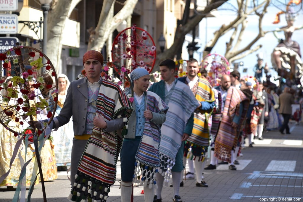 10 Fallas Dénia Offering 2019 - Baix la Mar Falla