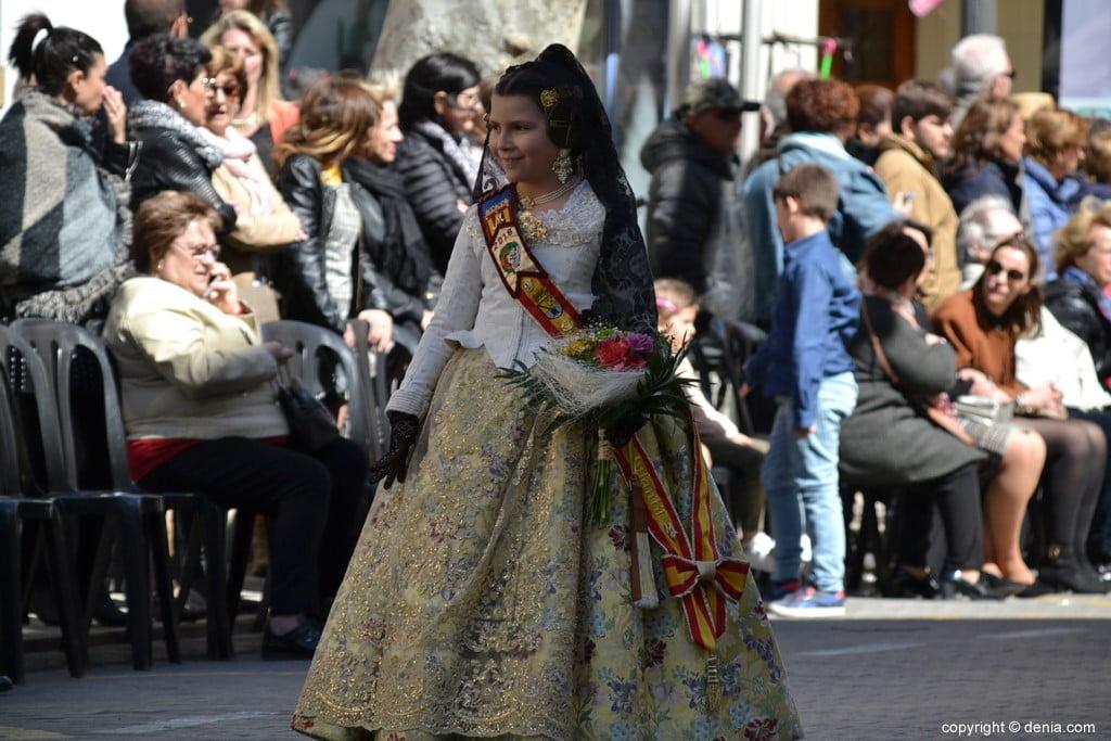 10 Offering fallas Dénia 2019 - Falla Centro