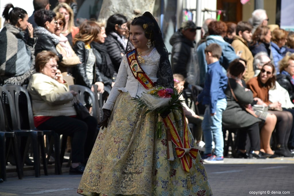 10 offrant des Fallas Dénia 2019 - Falla Centro