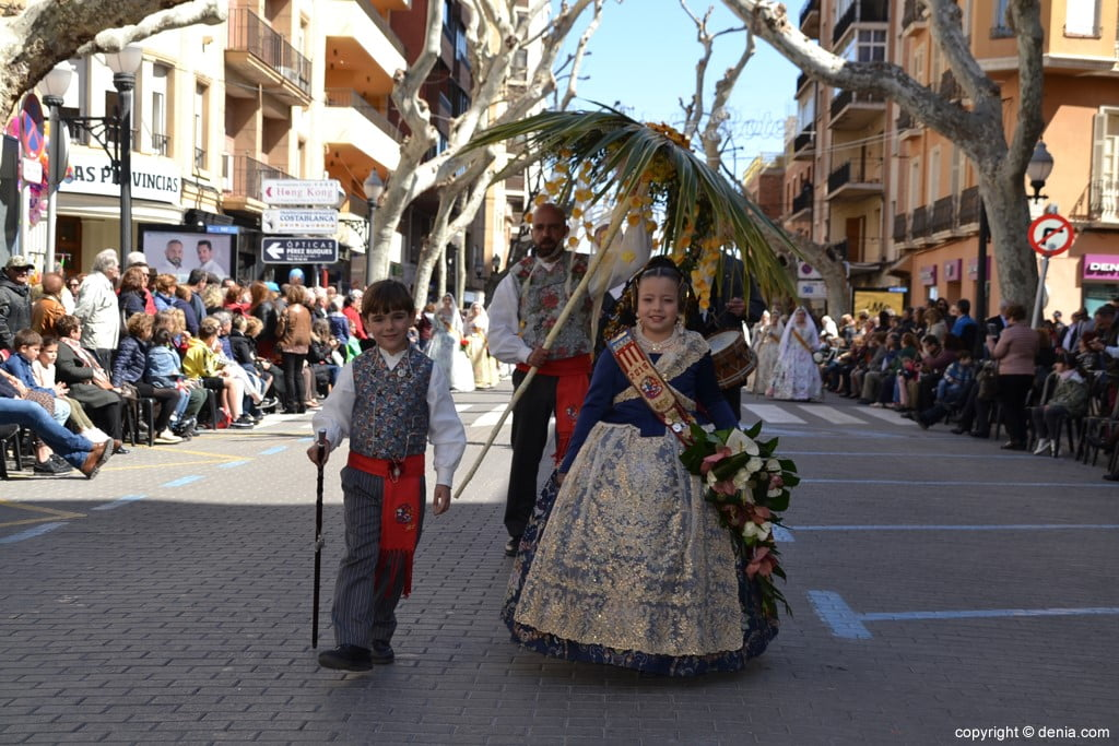 11 2019 Offering Fallas Denia - Falla Oeste