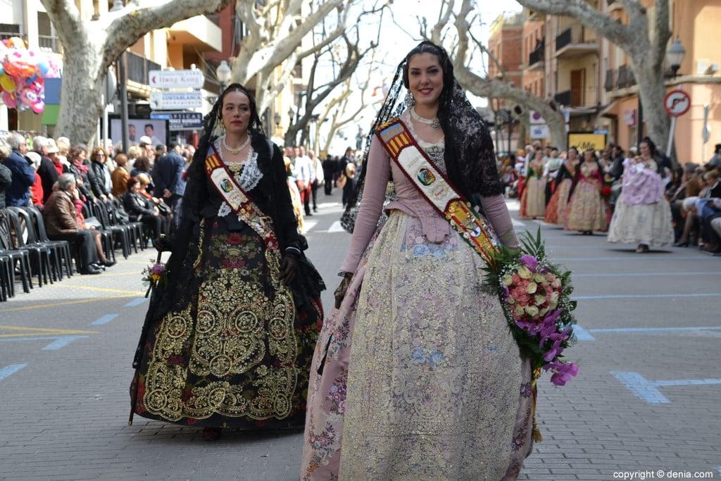 11 Offrant Fallas Dénia 2019 - Falla Saladar