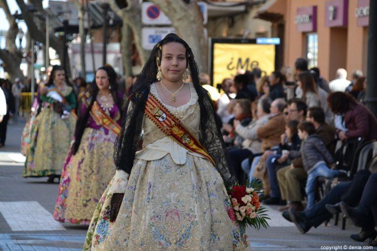 Offrir Fallas Dénia 2019 - Falleras Mayor de Dénia d'autres années