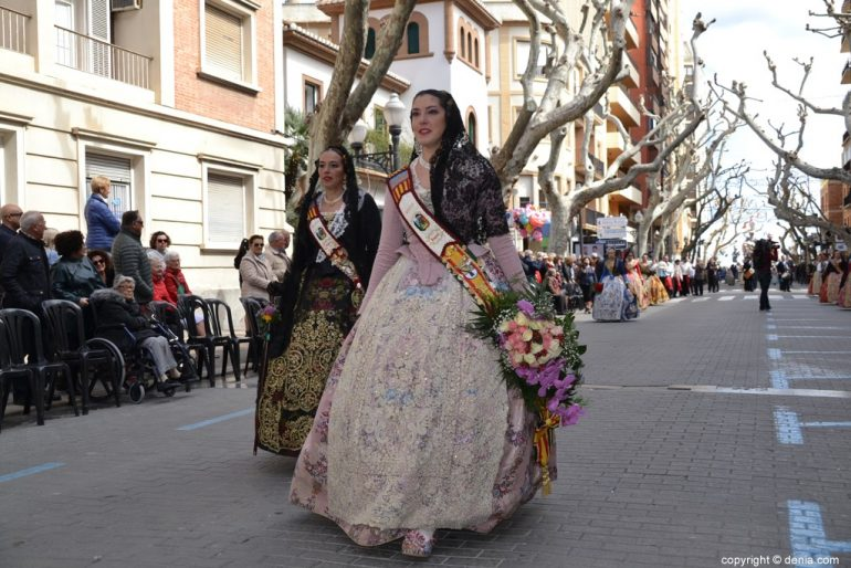 12 Offering Fallas Dénia 2019 - Saladar Failure