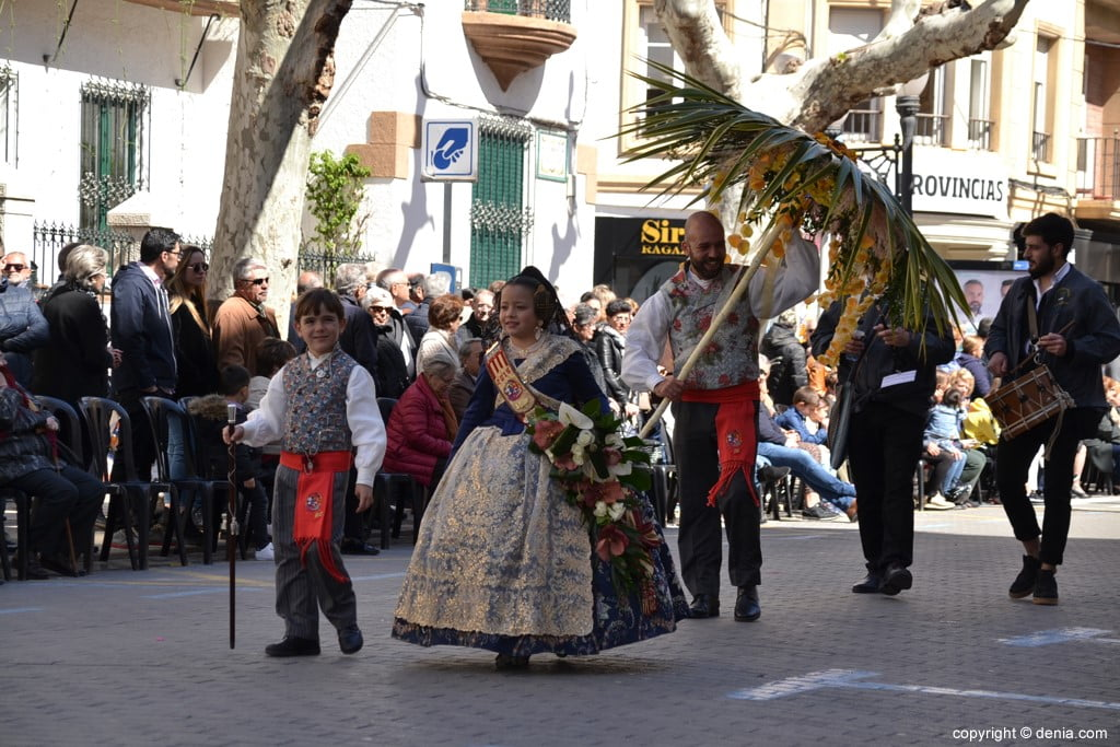 13 2019 Offering Fallas Denia - Falla Oeste