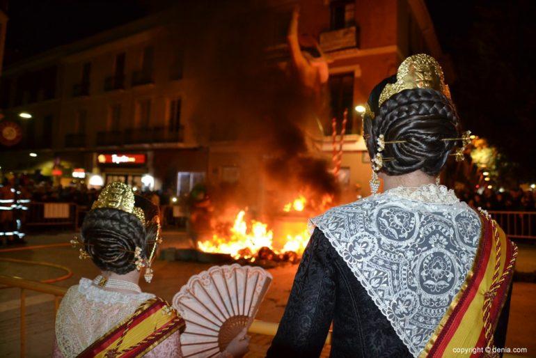 14 Cremà of the failure of the Local Board Fallera 2019