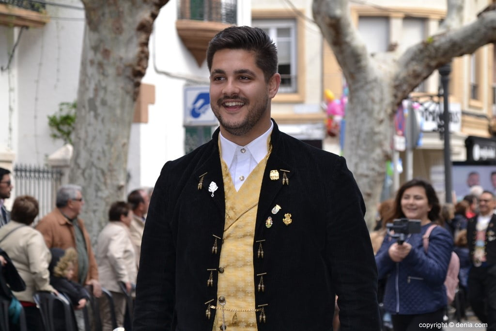 14 2019 Offering Fallas Denia - Falla Diana
