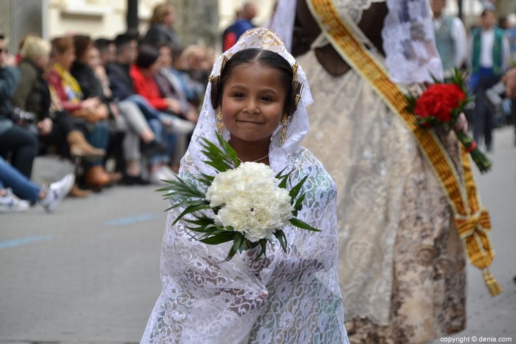 15 2019 Offering Dénia Fallas - Falla Les Roques