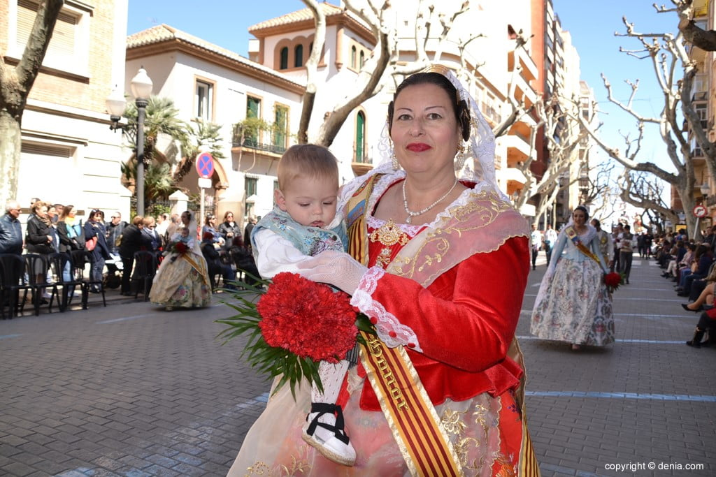 15 2019 Offering Fallas Denia - Falla Oeste