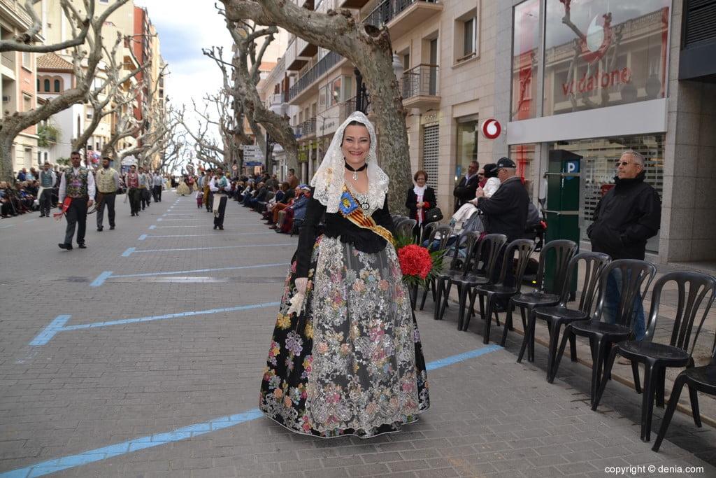 16 2019 Offering Dénia Fallas - Falla Les Roques