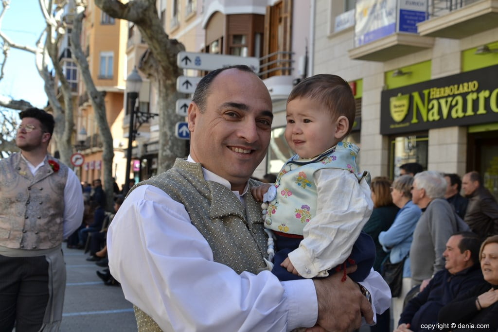 17 2019 Offering Fallas Denia - Falla Oeste