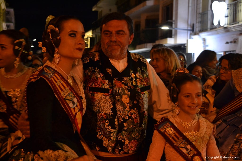 18 Cremà de la falla of the Fallera Local Board 2019 - Amparo and Neus