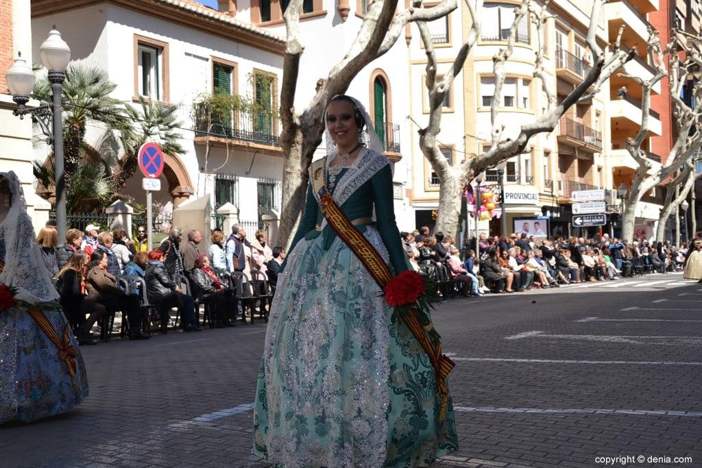 18 Offering fallas Dénia 2019 - Falla Centro