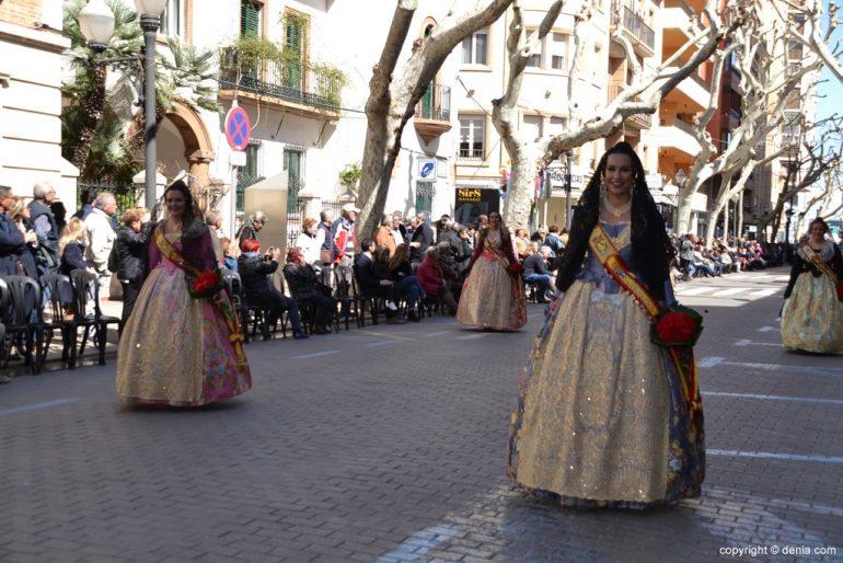 19 Offering Fallas Dénia 2019 - Falla Baix la Mar