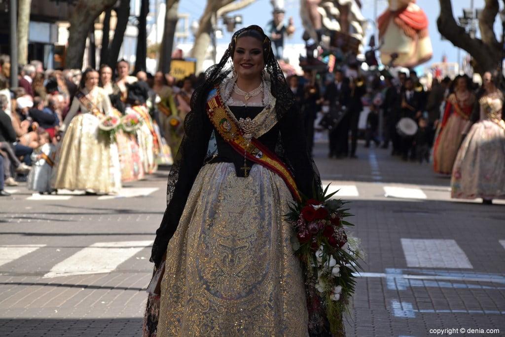 19 Offering Fallas Dénia 2019 - Falla Centro