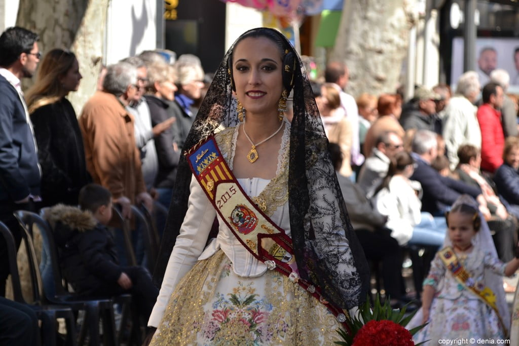 19 2019 Offering Fallas Denia - Falla Oeste