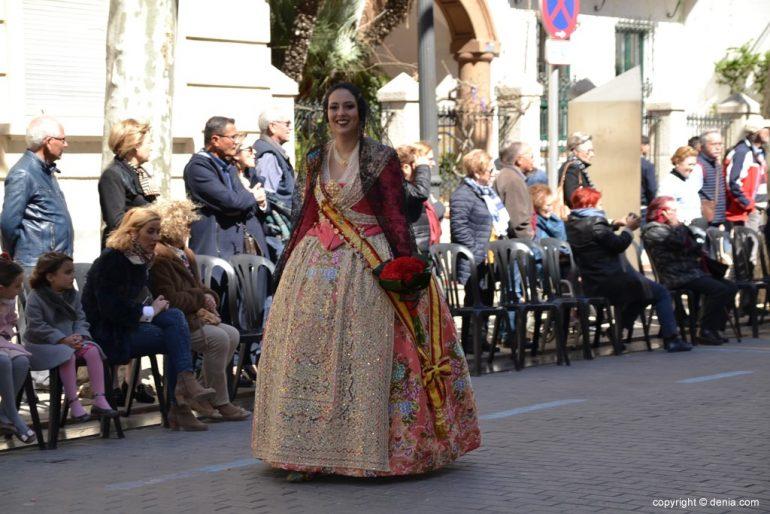 20 Offering Fallas Dénia 2019 - Falla Baix la Mar