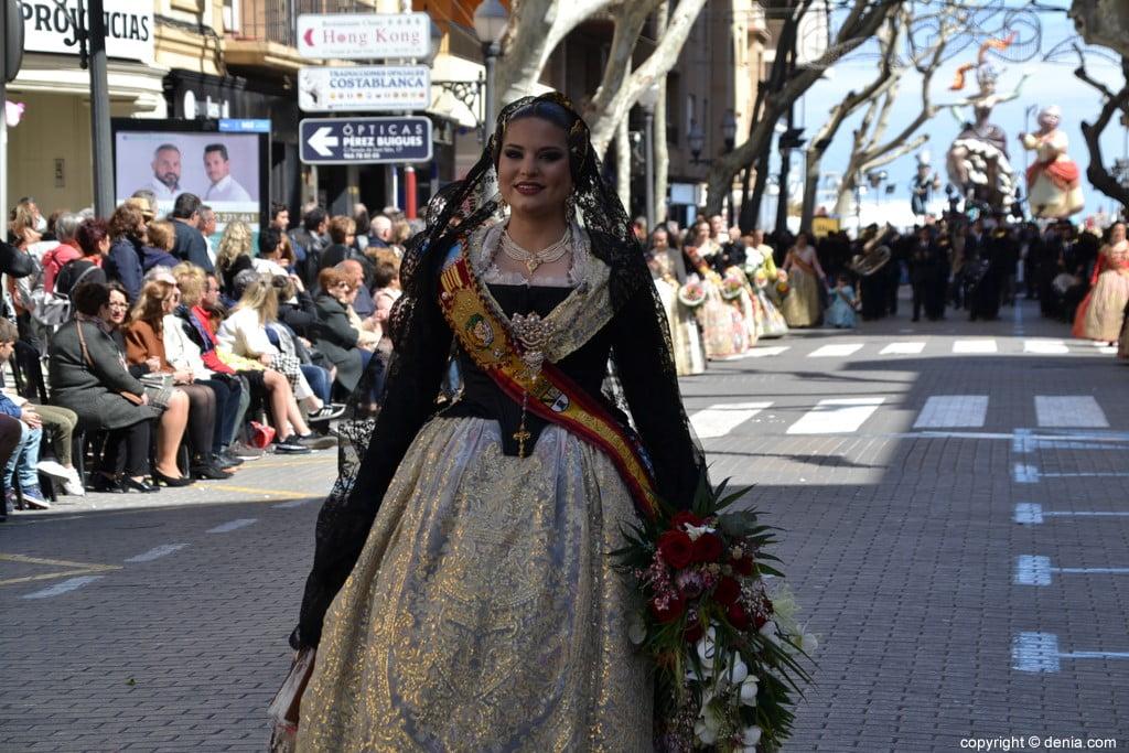 20 Offering Fallas Dénia 2019 - Falla Centro