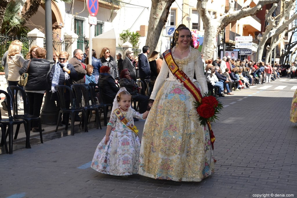20 2019 Offering Fallas Denia - Falla Oeste