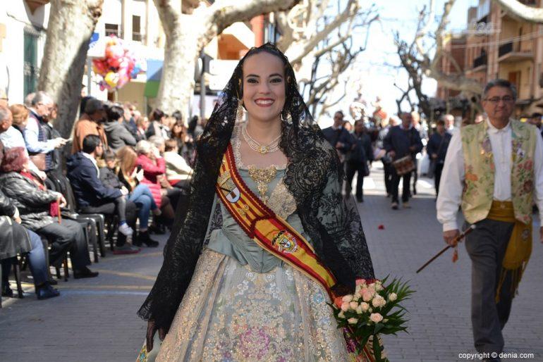Offering Fallas Dénia 2019 - Falleras Mayor de Dénia of other years