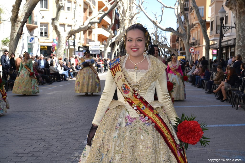 21 2019 Offering Fallas Denia - Falla Oeste