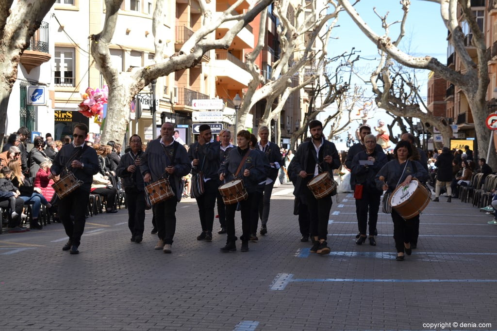 Offering Fallas Dénia 2019 - Music