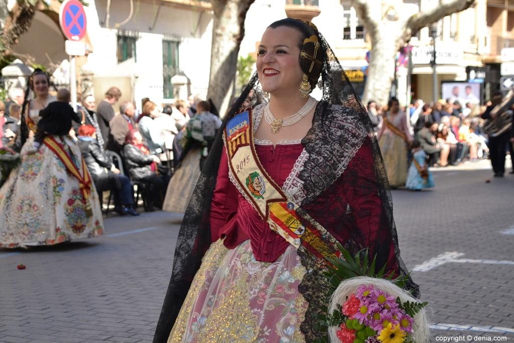 24 Offering Fallas Dénia 2019 - Falla Centro