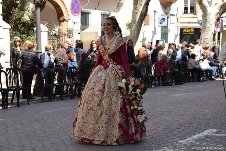 24 Offering Fallas Dénia 2019 - West Fault