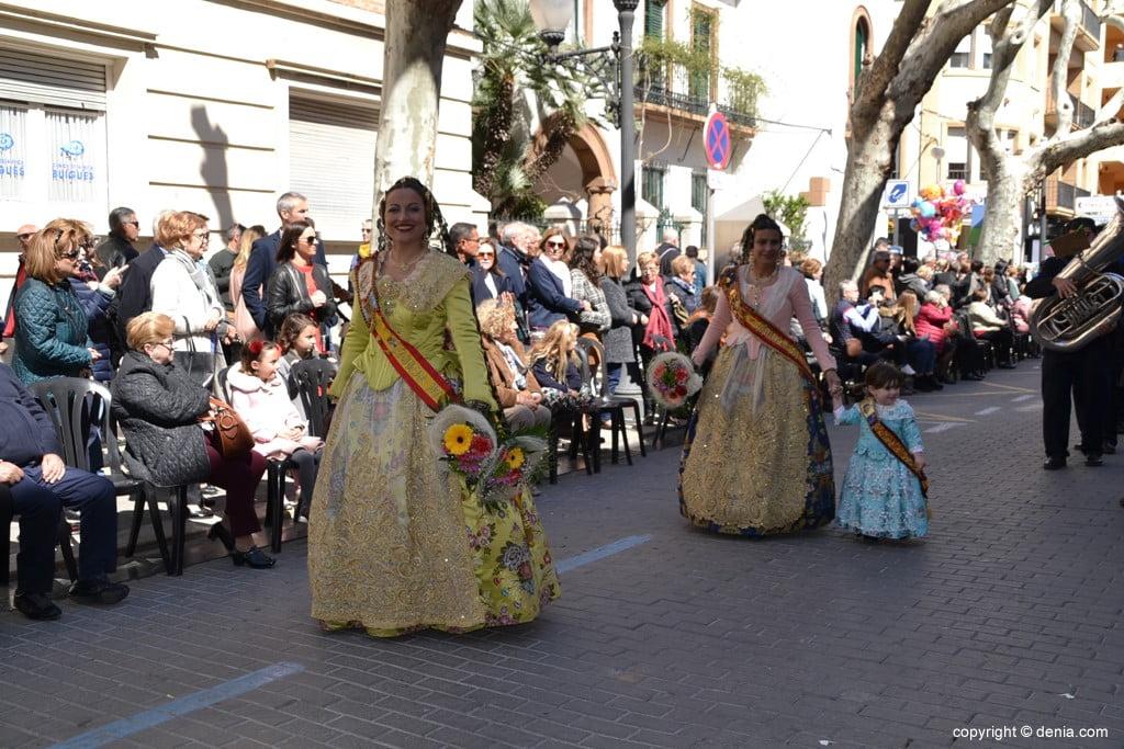 26 Offering Fallas Dénia 2019 - Falla Centro