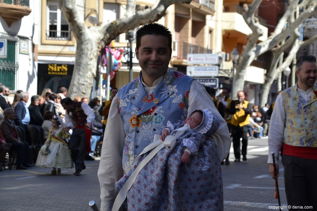 26 2019 Offering Fallas Denia - Falla Oeste
