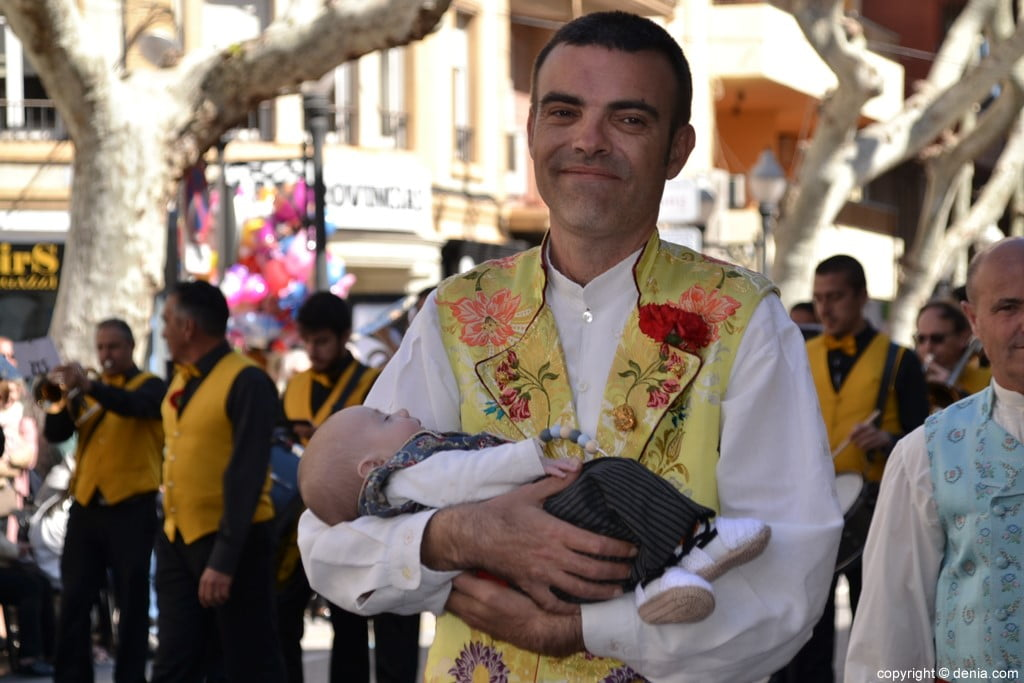27 2019 Offering Fallas Denia - Falla Oeste