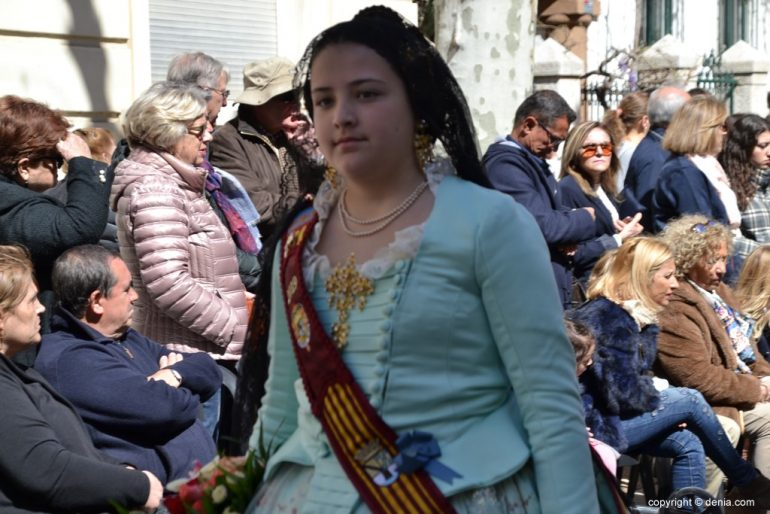 Offrir Fallas Dénia 2019 - Cour d'honneur des enfants