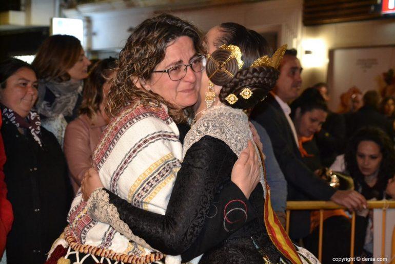37 Cremà of the failure of the Local Board Fallera 2019 - hug