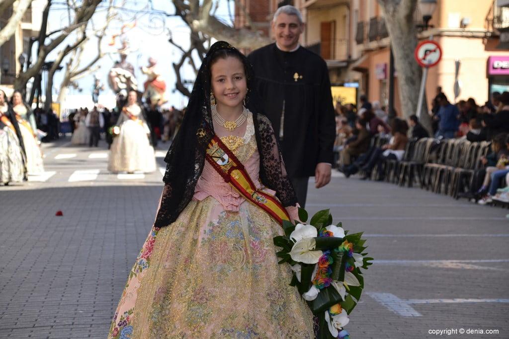 Fallas Dénia Offering 2019 - Neus Suárez