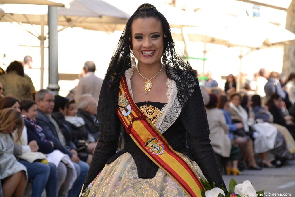 Ofrenda Fallas Dénia 2019 – Amparo Petrie