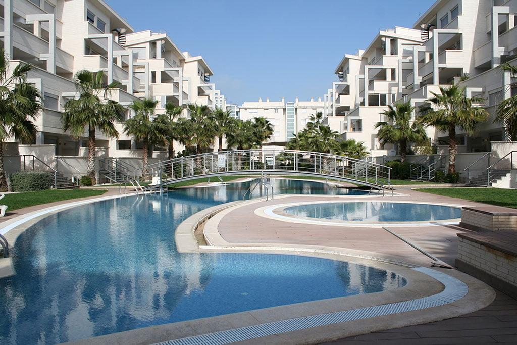 Holiday apartments Denia Serviden