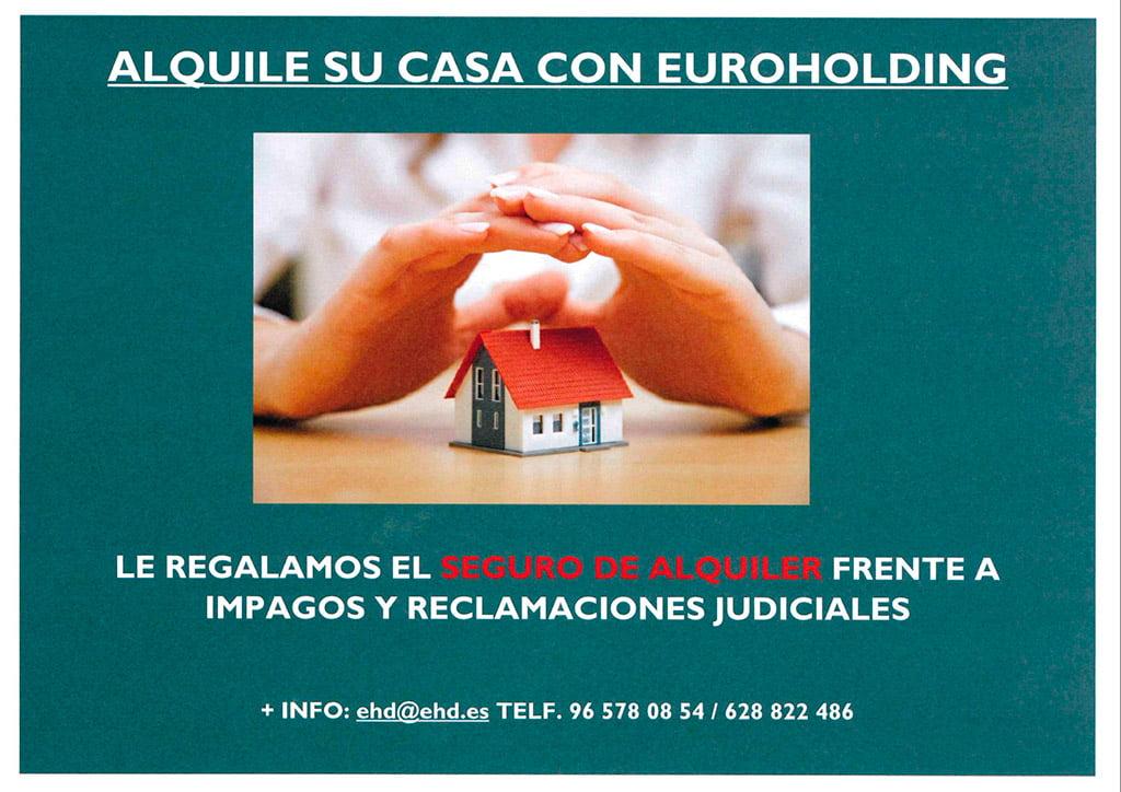 Lloguer Segur Casa Euroholding