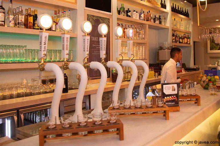 Barra Restaurante Ammos