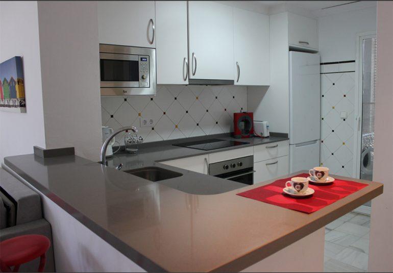 Deniasol open kitchen