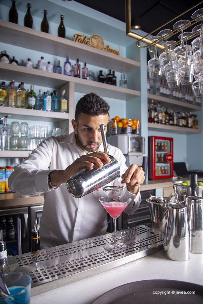 Coctelería en Jávea - Restaurante Ammos