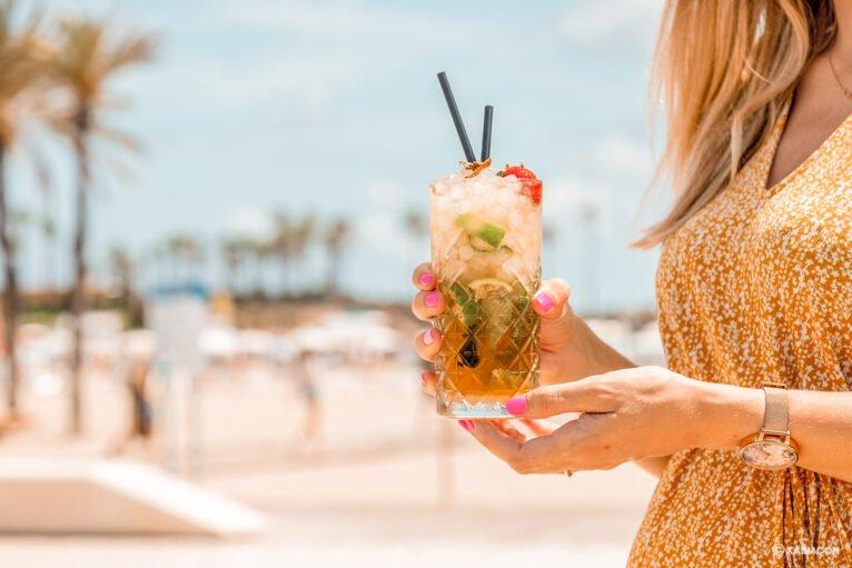 Cócteles y bebidas - Restaurante Ammos