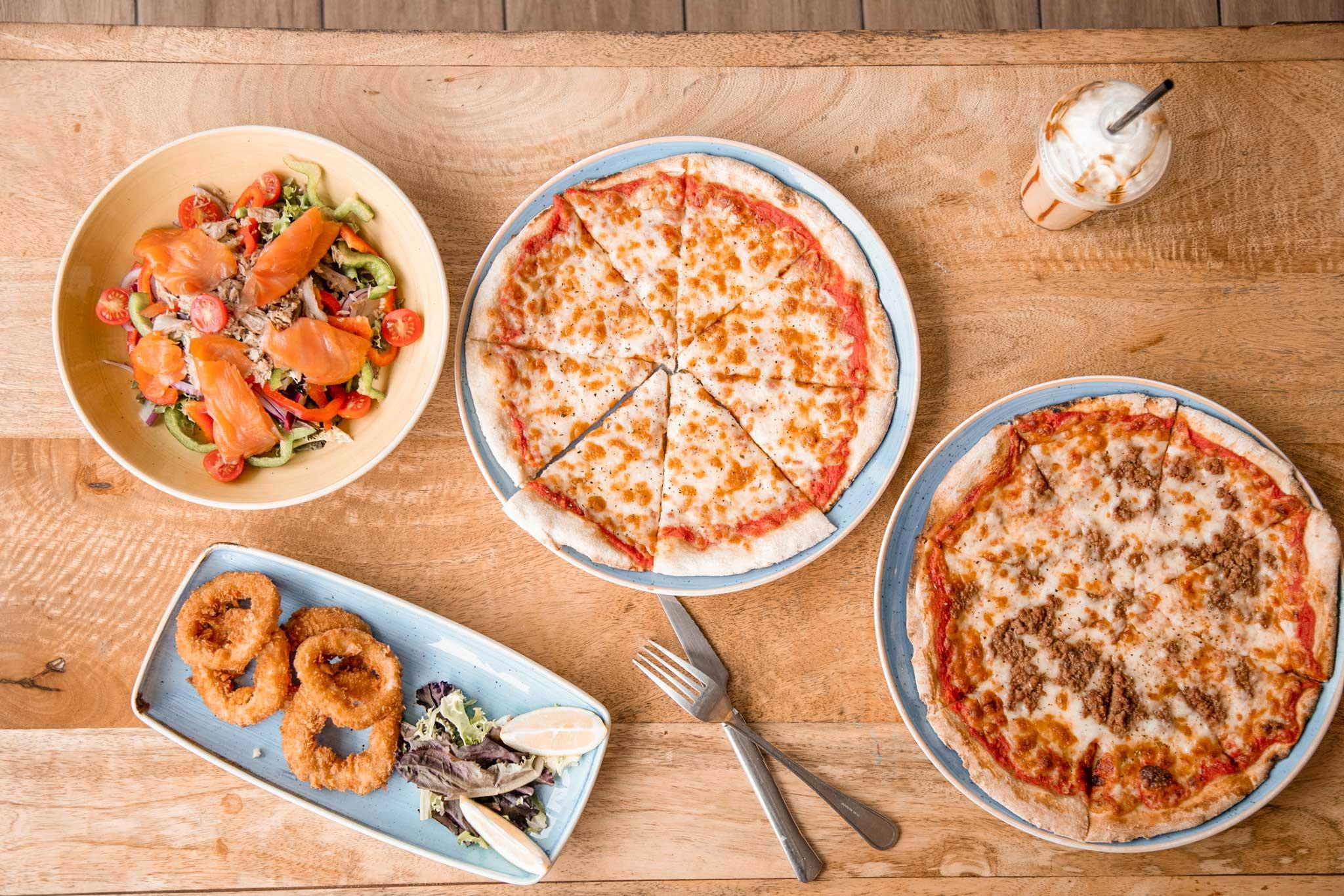 Comer pizza en Javea – Restaurante Ammos