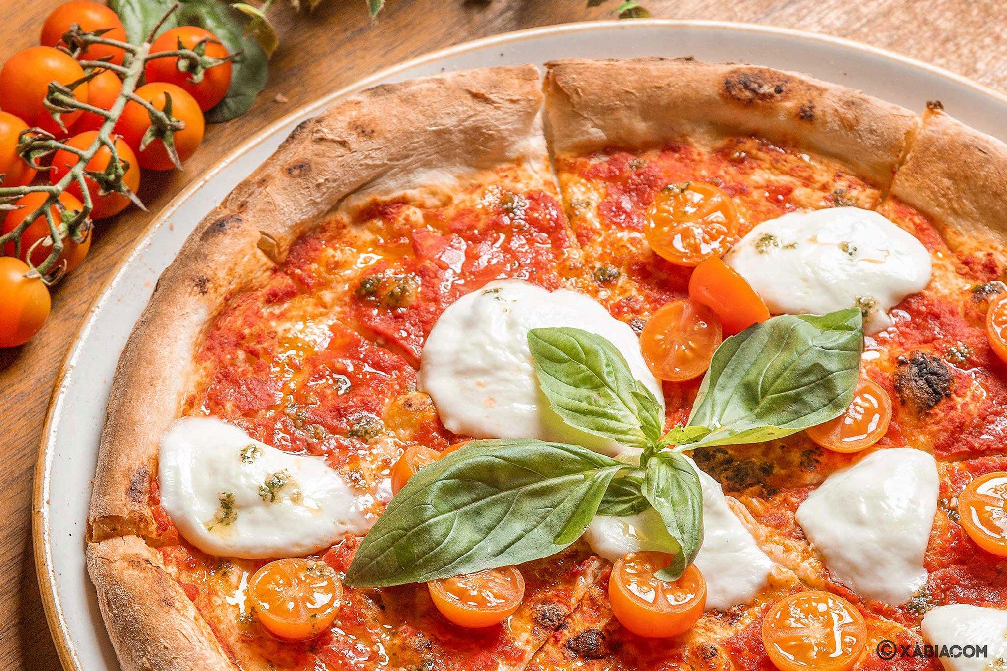 Comer pizza en Jávea – Restaurante Ammos