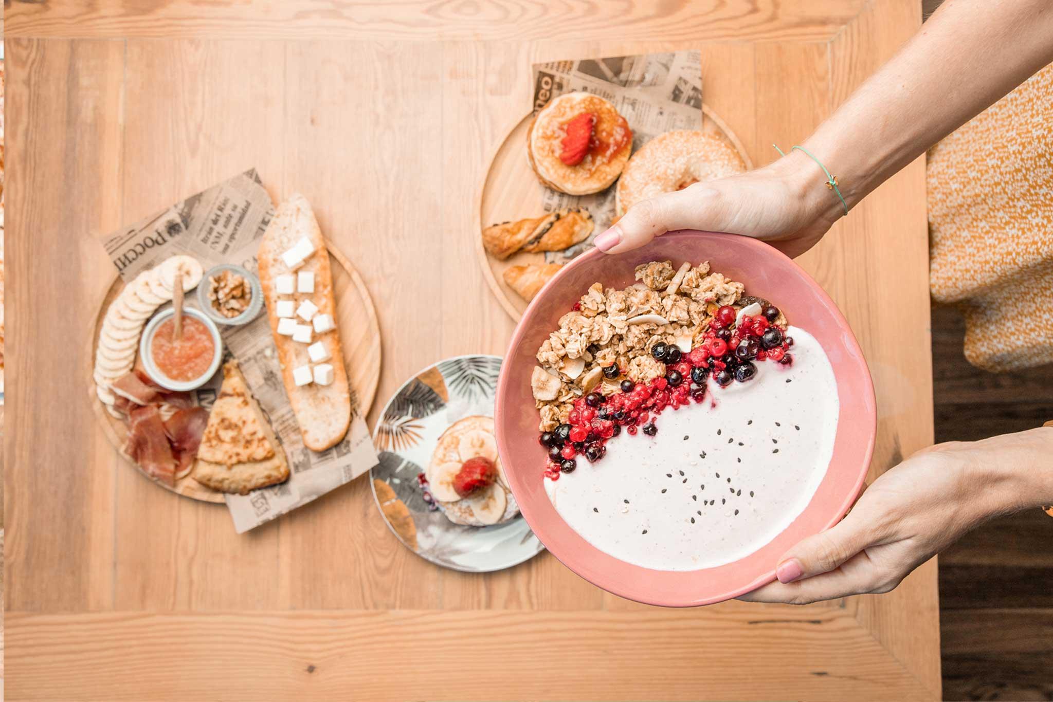 Desayunos en Jaea – Restaurante Ammos