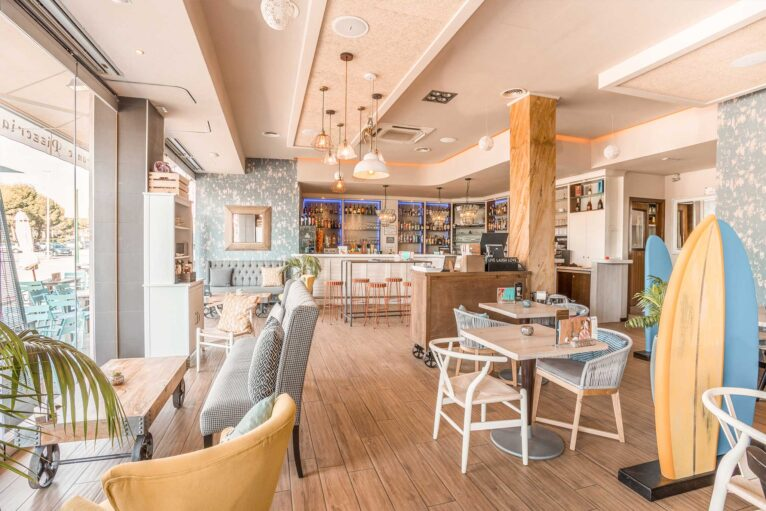 Donde comer en Moraira - Restaurante Ammos